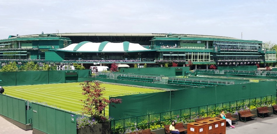 Wimbledon view