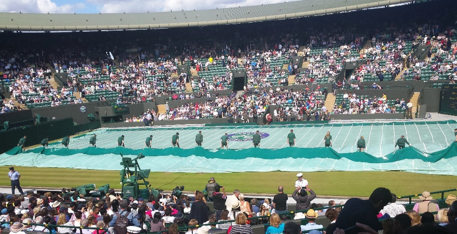 Court 1 uncovered