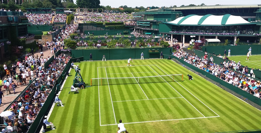 Ct 1 and Henman Hill