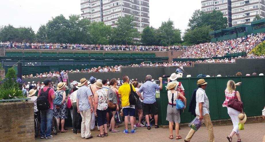 Wimbledon Grounds 2