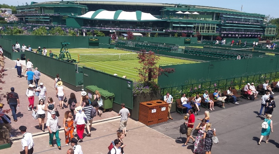 Wimbledon Grounds 4