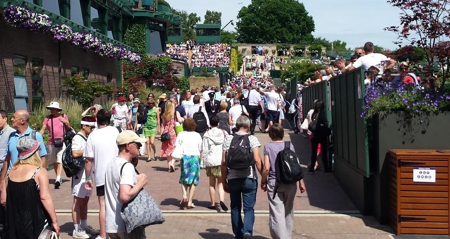 Wimbledon grounds 1
