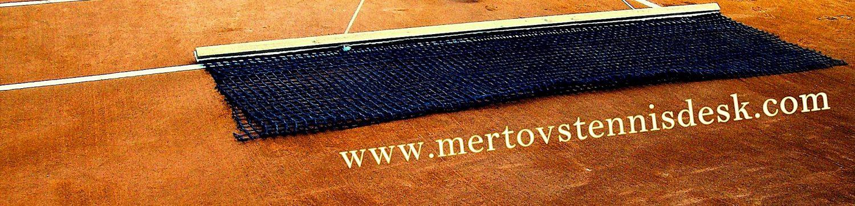 Mertov's Tennis Desk