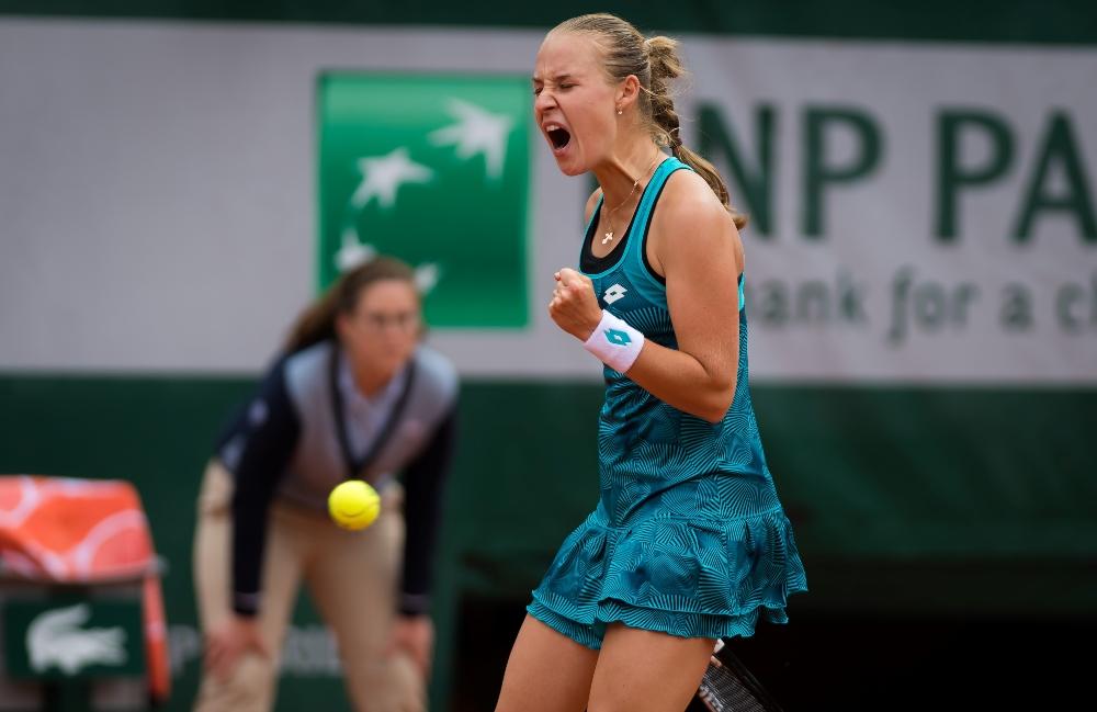 huge sale new arrivals factory outlet Anna Blinkova, Against All Odds – Mertov's Tennis Desk